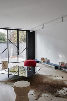 Fitzroy Terrace House by Adrian Amore Architects
