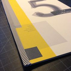 type specimen book #typography #book #graphic