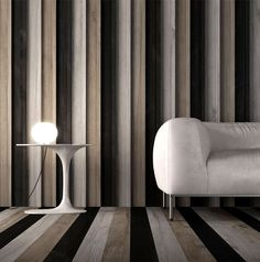Floor Communicates with Walls at Cora Parquet New Collection - interior flooring, floor design, rugs, carpets, flooring