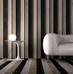 Floor Communicates with Walls at Cora Parquet New Collection - interior flooring, floor design, rugs, carpets, flooring
