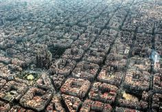 The Astounding Design Of Eixample, Barcelona | All That Is Interesting