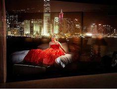 Fashion Photography by David Drebin #fashion #photography #inspiration