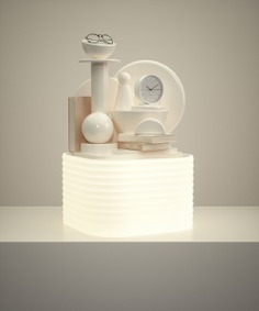 Minimal design - Tray Table Light — minimalgoods