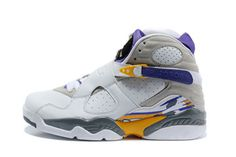 Air Michael Jordan 8 Retro Kobe Bryant Home PE Mens #fashion