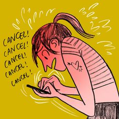 Cancel by Giulia Sagramola