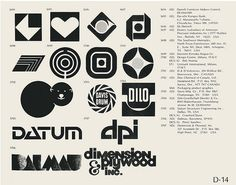 Image result for 1970s tv graphics