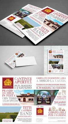 Event Communication Flyer - Poster - Letter