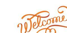 Jessica Hische #type #orange #script