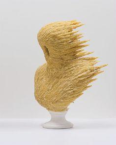Julius Caesar - Nick van Woert #nick #sculpture #woert #van #velocity