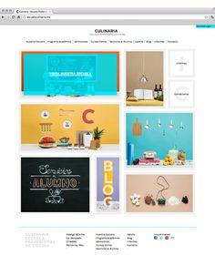 Culinaria by Manifiesto Futura #web