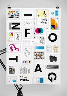 Infotag 2011 #type #design #graphic