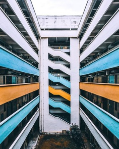 Mesmerizing Photographs of Singapore Architecture by Aik Kai