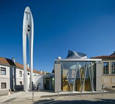 Coop Himmlb(l)au, Martin Luther Church #architecture