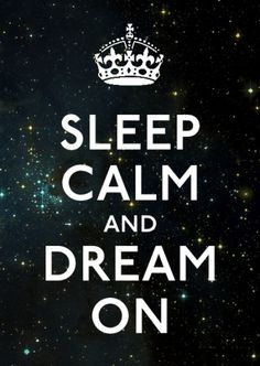 sleepcalm.jpg (JPEG Image, 426x600 pixels) #crown #dream #space #royal #calm #sleep #stars #poster #type