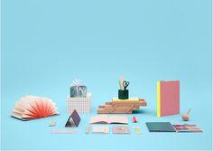 Clara von Zweigbergk / Graphic Design & Illustration #direction #photography #art