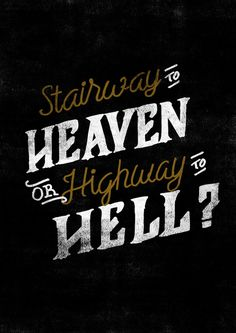 Highway to heaven?