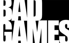 Brand BAD GAMES #black; #bad; #games; #white; #brand; #logo;