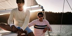 Men's Nautical Trend: SS13 Update #nautical