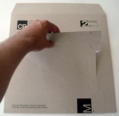 Creative Review Subscribers: check the packaging! #folder