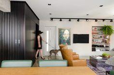 GW Apartment in Porto Alegre / Ambidestro