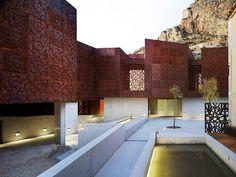 Monteagudo Museum | Amann Cánovas Maruri #architecture