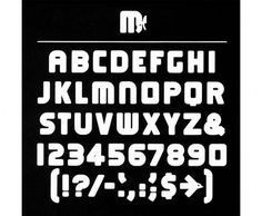 Eight Hour Day » Blog #typeface #animals