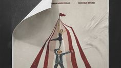La Patria Fría - Poster #illustration #pickin #poster