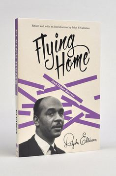 Ralph Ellison Cover – 4 #cover #book