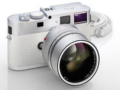 M9-P White Limited Edition by Leica #camera #minimalist #minimal #leica
