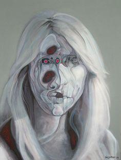 Jessie_EGGTH_10_30_x_40.7183343_large.JPG (JPEG Image, 715x948 pixels) #surrealism #nestor #eggth #buddy #painting #art #jessie #portraits