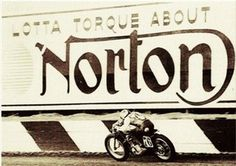 The Iron & Resin Blog | www.ironandresin.com #norton #mortocycles