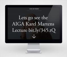 Large Typography on desktop viewports #user #desktop #ux #design #interface #ui #typography