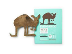 enormouschampion #packaging #kangaroo #design #graphic