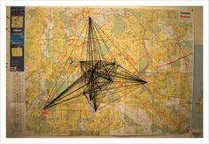 Robert Ettlin xe2x80x93 The Roman Flaneur #map
