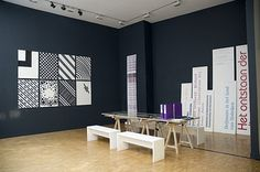 FFFFOUND! | FORMS OF INQUIRY #exhibition #pattern #graphic #poster
