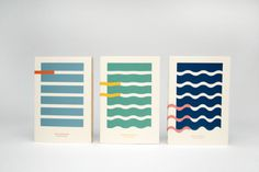 HEMINGWAY AND THE SEA BOOK COVER BY KAJSA KLAESÉN