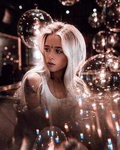 Moody Portrait Photography by Alexander Kurnosov