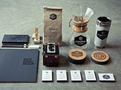 Dribbble - Cosmic Brand Kit by Eric Ressler