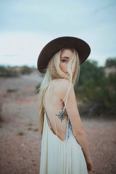 INSPIRA DNIA: Kapelusze #natural #hat #blonde