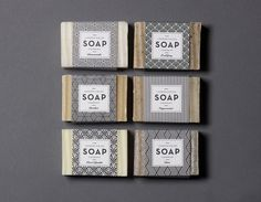 soap #white #pattern #branding #b&w #packaging #black #soap #and