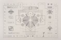 Buamai Laura Battle #symbols #geometry #pattern