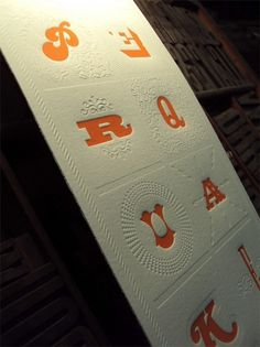 HyperQuake 10th Anniversary Letterpress Poster - FPO: For Print Only