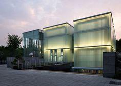Ahn Jung-geun Memorial Hall honours Korea's Ahn Jung-geun #inspiration #korea #modern #south #architecture