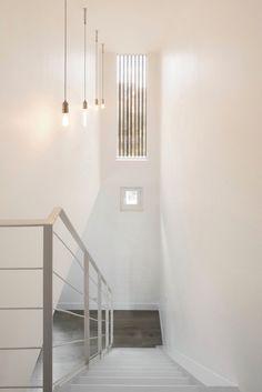 Urban Beat by WY-TO architects. #stairwell #wytoarchitects #minimalism