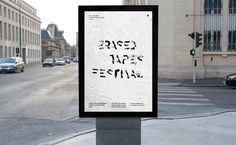Erased Tapes Festival on Behance