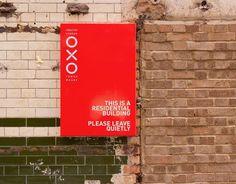 rOxo Tower Wharf. Brand Identity. #logo design #identity design #website design #brochure design #3 #fish #in #a #tree #logo design london #