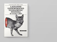 FFFFOUND! | luff07_catalogue-01.jpg (JPEG Billede, 650x486 pixels) #cut #white #fox #book #black #cover #meat #and