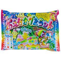 Oekaki Gummy Land DIY Candy Kit