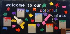 20 Cute Back to School Bulletin Board Ideas #bulletin #school #board #back #kids #to