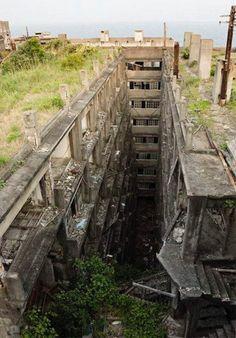 Dark Roasted Blend: Battleship Island & Other Ruined Urban High-Density Sites
